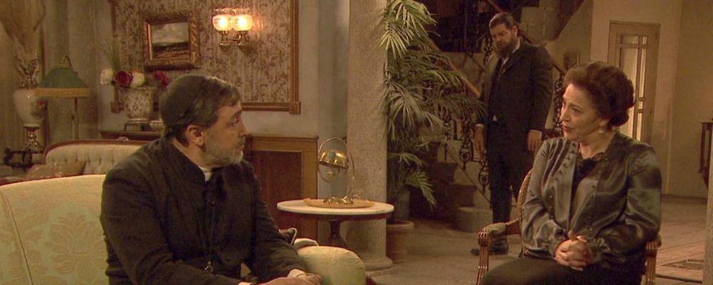 Il Segreto, Francisca vuole sabotare le nozze dei Santacruz: anticipazioni 19 febbraio