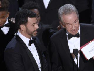 La La Gaffe: l?Oscar al miglior film 2017 macchiato da un incredibile errore finale