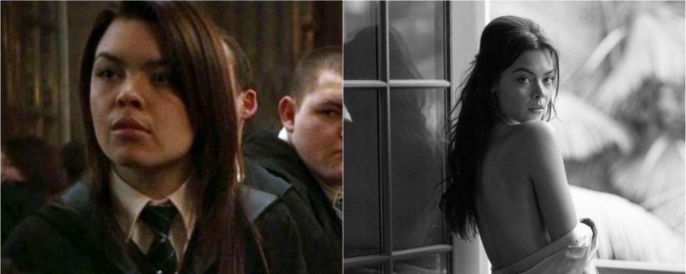 Scarlett Byrne, la trasformazione: da maghetta di Harry Potter al nudo su Playboy