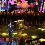 Sanremo 2017, Mika omaggia George Michael con Jesut to a Child