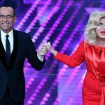 Sanremo 2017, Conti difende Virginia Raffaele: 'La libertà di un comico non si discute'
