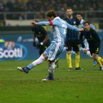 Ascolti tv, Inter - Lazio con 5,6 milioni di telespettatori batte l'Isola dei famosi
