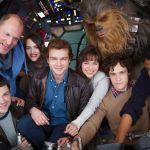 Han Solo Star Wars Story, primo ciak e foto dal set
