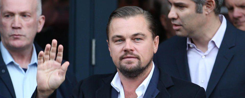 Leonardo DiCaprio nei panni di Joe Petrosino come Fiorello