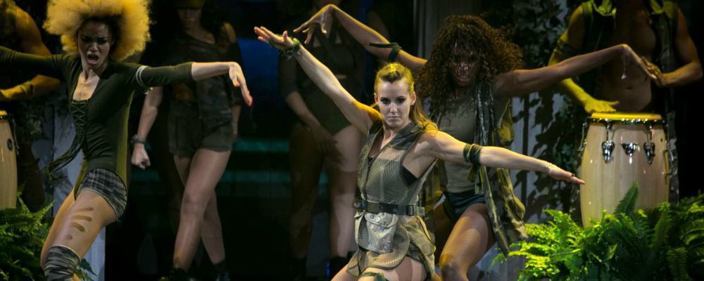 Dance Dance Dance, eliminati Tania Cagnotto e Giovanni Tocci