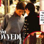 Silvia Provvedi fa da seconda mamma al figlio di Fabrizio Corona