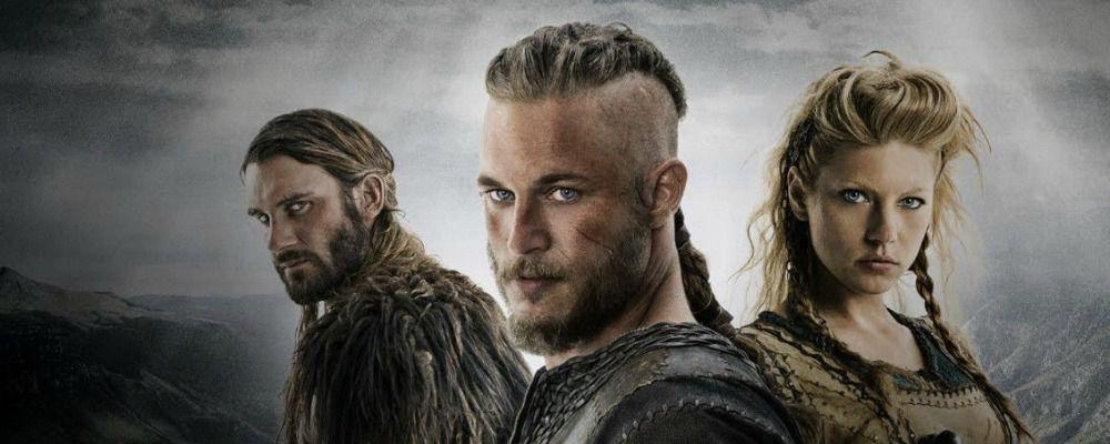 Vikings, al via la quarta stagione su Rai 4