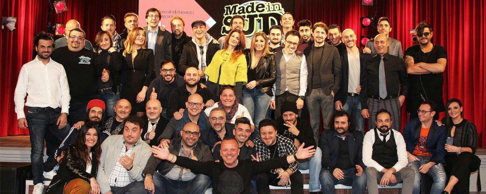 Made in Sud, il 13 luglio puntata speciale con Franco Ricciardi e Giulia Luzi