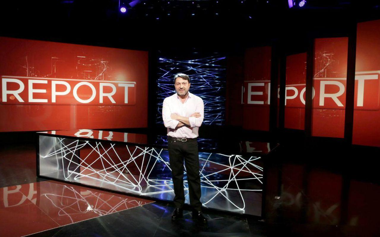 Report, al via la nuova stagione condotta da Sigfrido Ranucci al posto di Milena Gabanelli