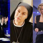Ascolti tv, Fabio Fazio batte Suor Angela e Maria De Filippi