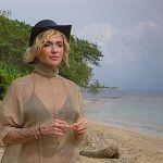 Isola dei famosi 2017, Paola Barale e il presunto cachet da capogiro