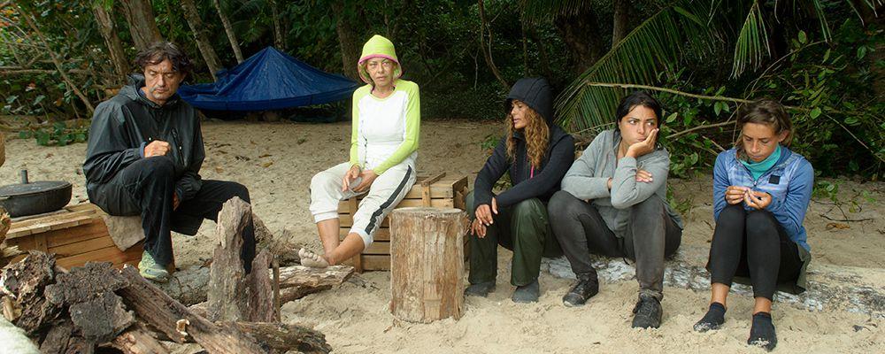 Isola dei famosi 2017, Eva Grimaldi medita vendetta: 'Voglio nominare Samantha De Grenet'