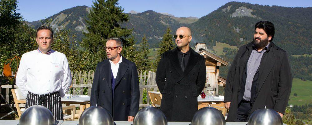 Celebrity Masterchef, semifinale in Francia con lo chef Emmanuel Renaut