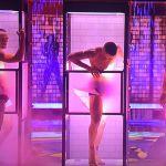 Amici16, la coreografia hot di Andreas