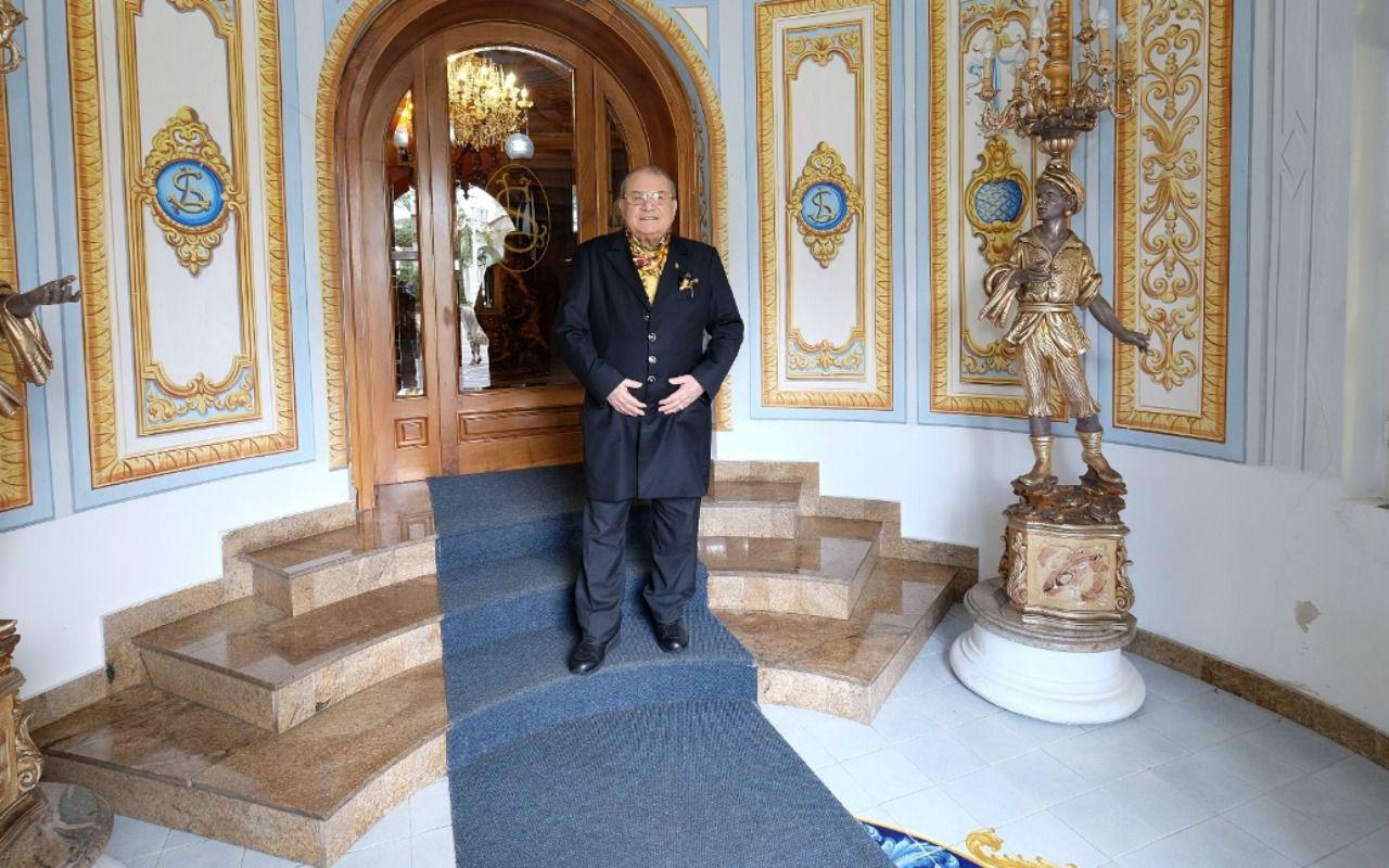 Il boss delle cerimonie, ritorna con l'omaggio a Don Antonio:  #CiaoDonAntonio