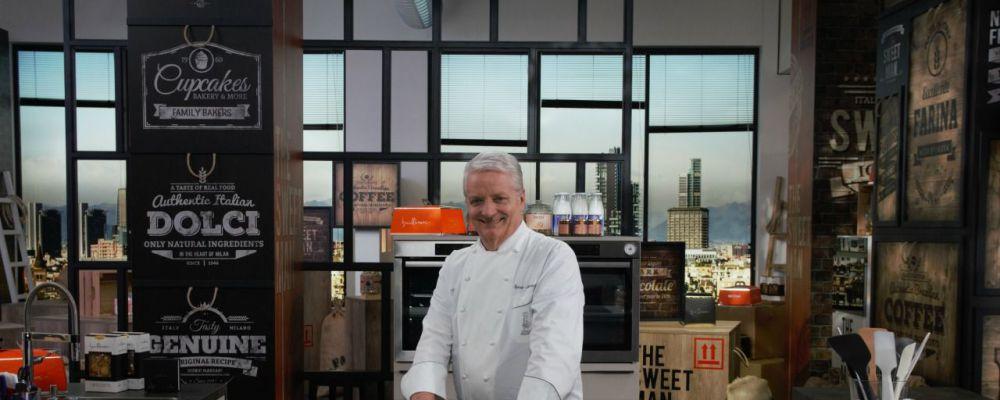 Iginio Massari The Sweetman, pasticceri amatoriali al cospetto del Maestro dei dolci