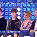 Rocco Siffredi a Domenica Live: 'Tornato al porno grazie alla mia famiglia'