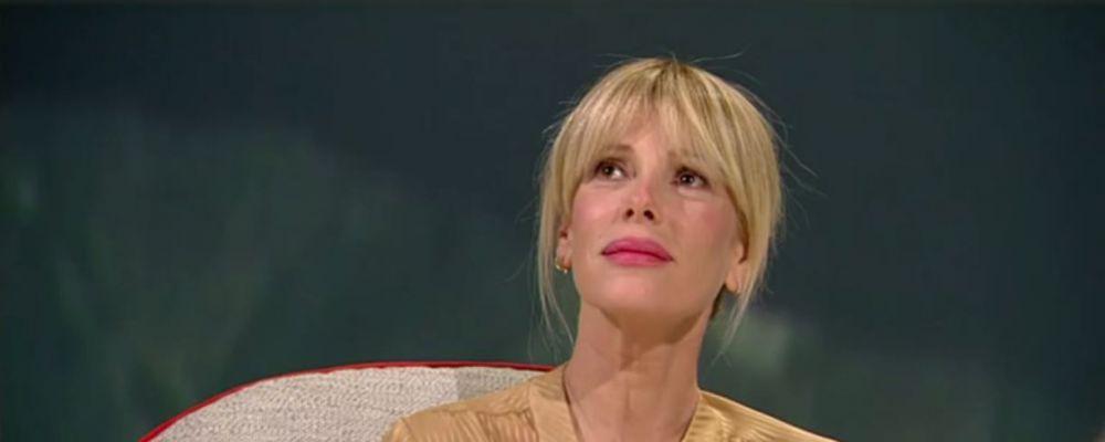 Alessia Marcuzzi su Simona Ventura: 'Ci sono rimasta male, gliel'ho detto in faccia'
