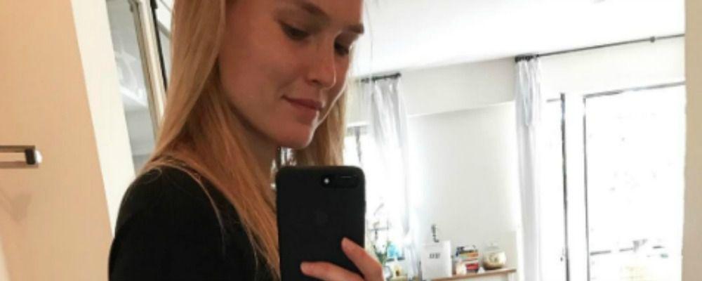 Bar Refaeli è di nuovo incinta. L'annuncio social