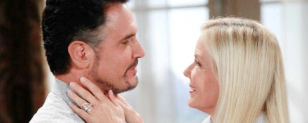 Beautiful, Brooke si fidanza con Bill e trama con Ridge: anticipazioni dal 20 al 25 marzo