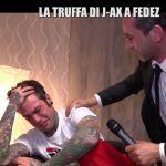 Le Iene, Fedez accusato di truffa da J-Ax: il pianto disperato