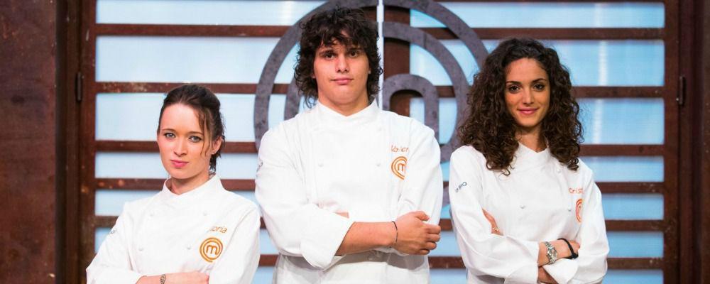 MasterChef 6, il 9 marzo la finale tra Cristina, Gloria e Valerio