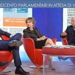L'aria che tira, Cirino Pomicino contro Massimo Giletti