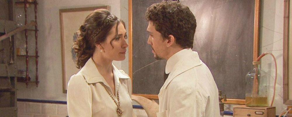 Il Segreto, Elias bacia Camila: anticipazioni 10 marzo
