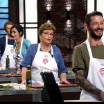 Celebrity MasterChef, prima puntata: Maionchi superstar, fuori Enrica e ricciola fatale per Serra e Stefano
