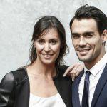 Flavia Pennetta e Fabio Fognini: fiocco rosa per la coppia di tennisti