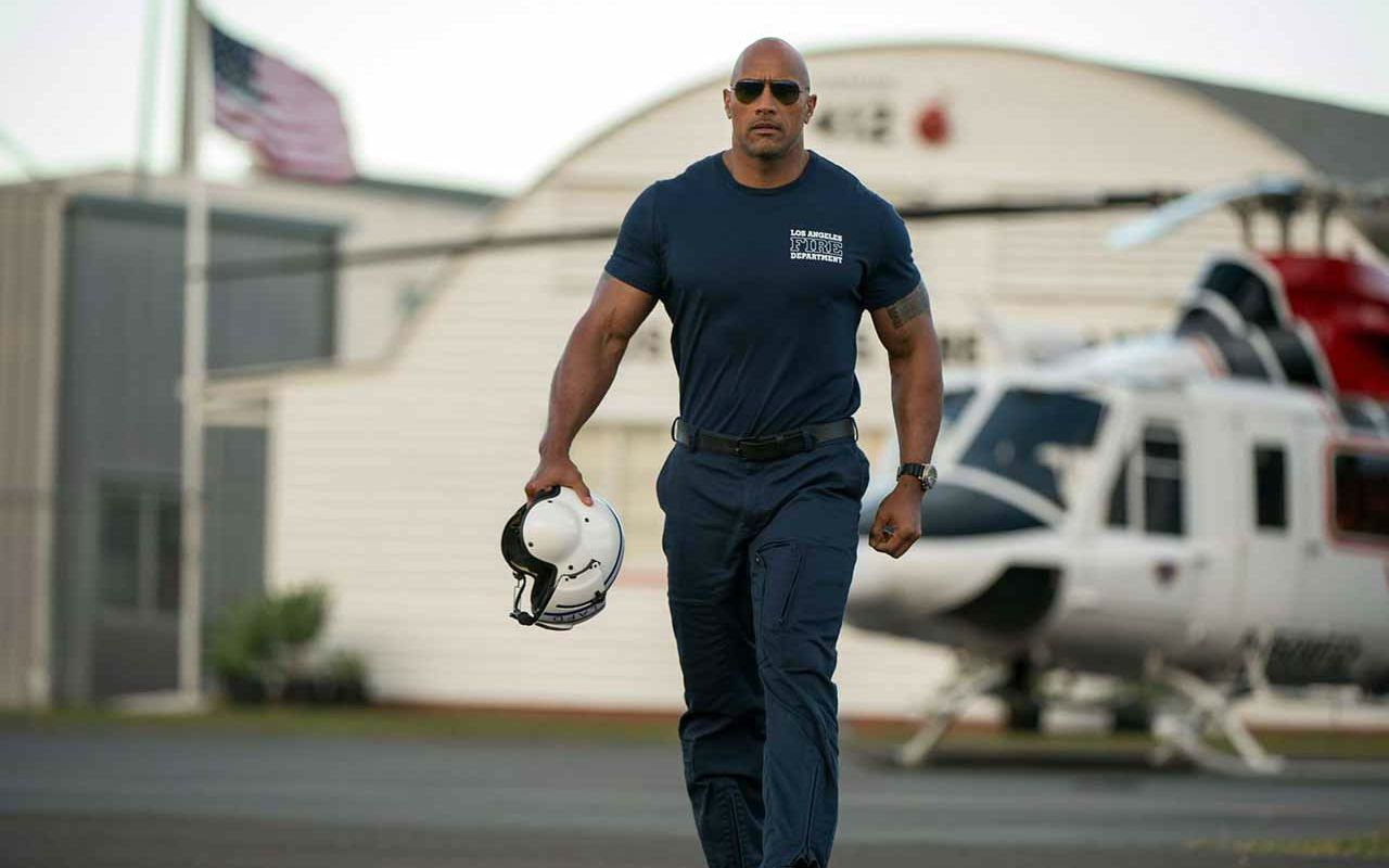 San Andreas, il film catastrofico con 'The Rock'