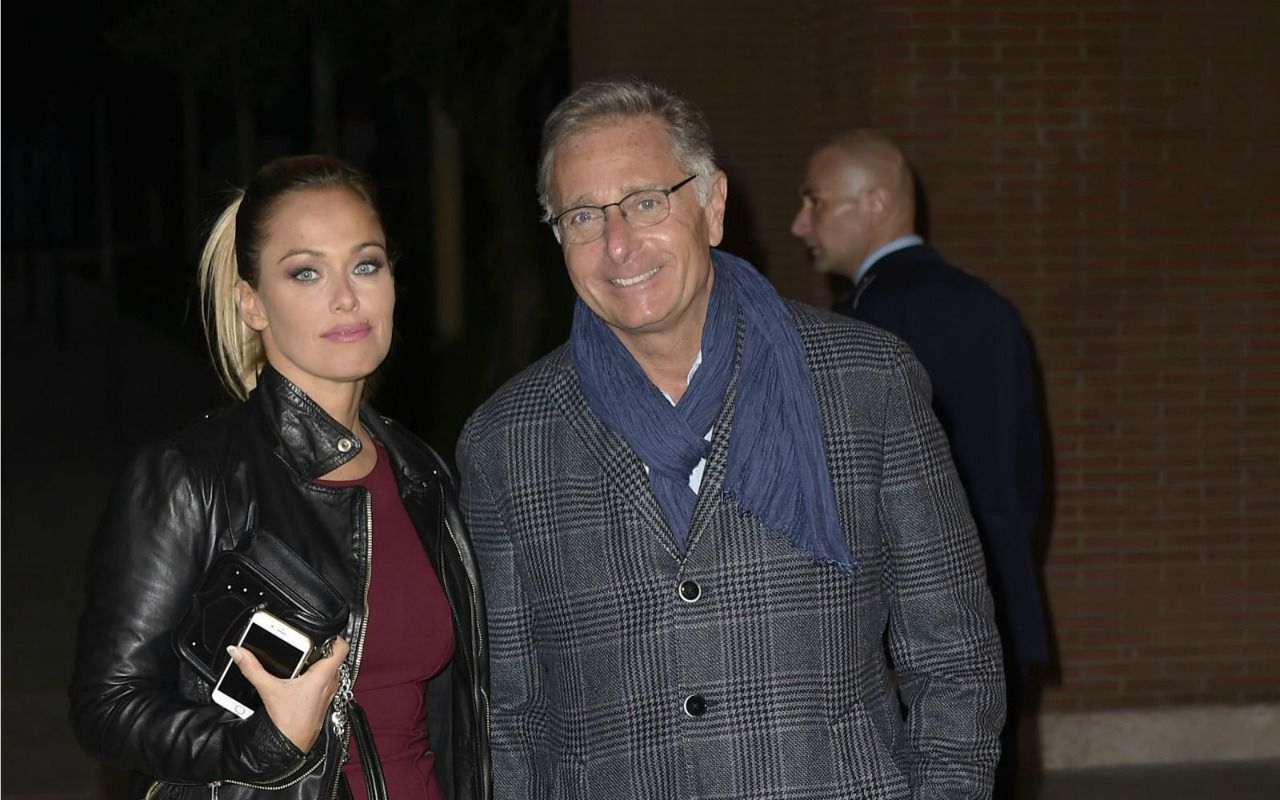Sonia Bruganelli, la moglie di Bonolis: 'Sì, la mia vita è fatta anche di privilegi'