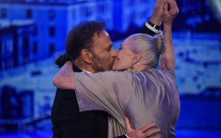 Ballando con le stelle: Franco Nero e Vanessa Redgrave ballerini per una notte