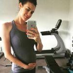 Megan Gale di nuovo incinta dopo l'aborto: in arrivo il secondo figlio
