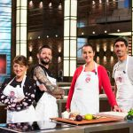 Celebrity Masterchef: finale tra Filippo Magnini, Marisa Passera, Roberta Capua, Nesli