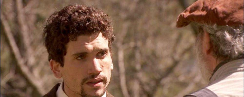 Il segreto, le accuse di Elias a Hernando: anticipazioni 2 maggio