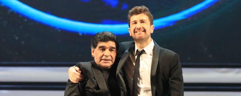 Diego Armando Maradona, dal teatro alla tv in Tre volte 10