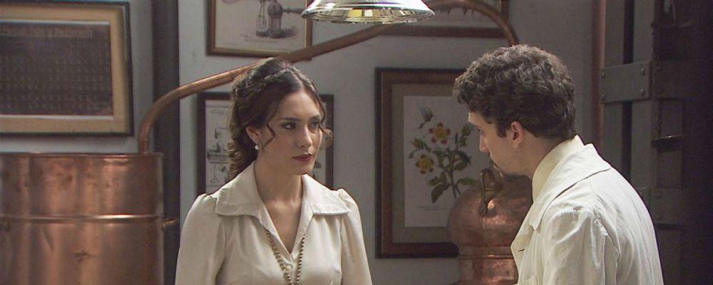 Il Segreto, Camila indaga su Hernando: anticipazioni del 23 aprile