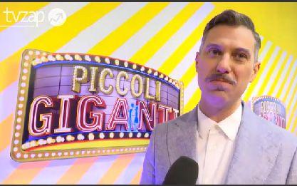 Piccoli Giganti, debutto su Real Time con Gabriele Corsi