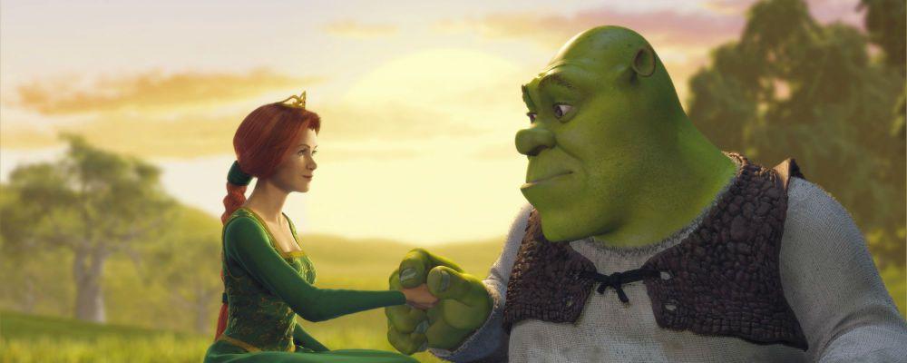 Shrek, quando è un orco a salvare la principessa