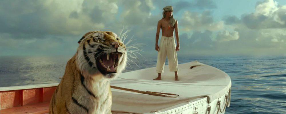 Vita di Pi, una storia di avventura e di amicizia tra un uomo e una tigre