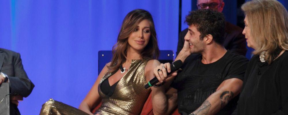 Maurizio Costanzo Show, Andrea Iannone su Belen Rodriguez: 'E' la mia vita'