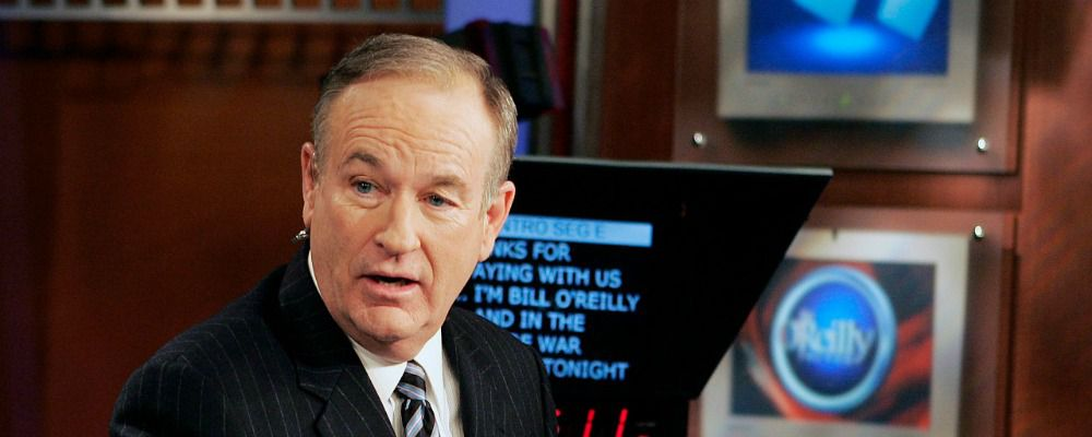 Bill O'Reilly accusato di molestie sessuali, Fox News Channel lo licenzia