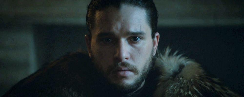 Game of Thrones, Jon Snow è Azor Ahai? Risponde Kit Harington