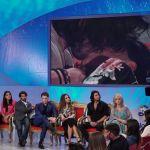Uomini e donne, Luca bacia di nuovo Cecilia