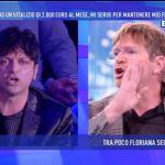 Domenica Live, rissa tra l'avvocato di Ilona Staller e Filippo Facci