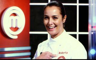 Celebrity MasterChef, vince Roberta Capua con il menù gita al mare