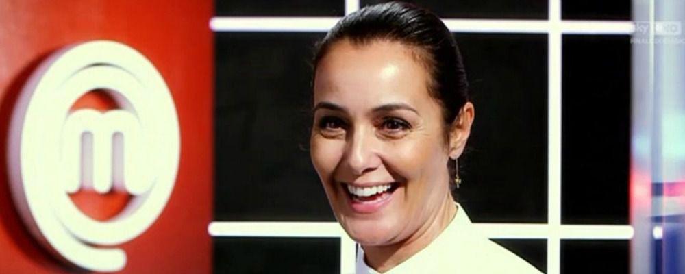 Celebrity MasterChef, Roberta Capua: 'Sogno un programma di cucina e magari Sanremo'