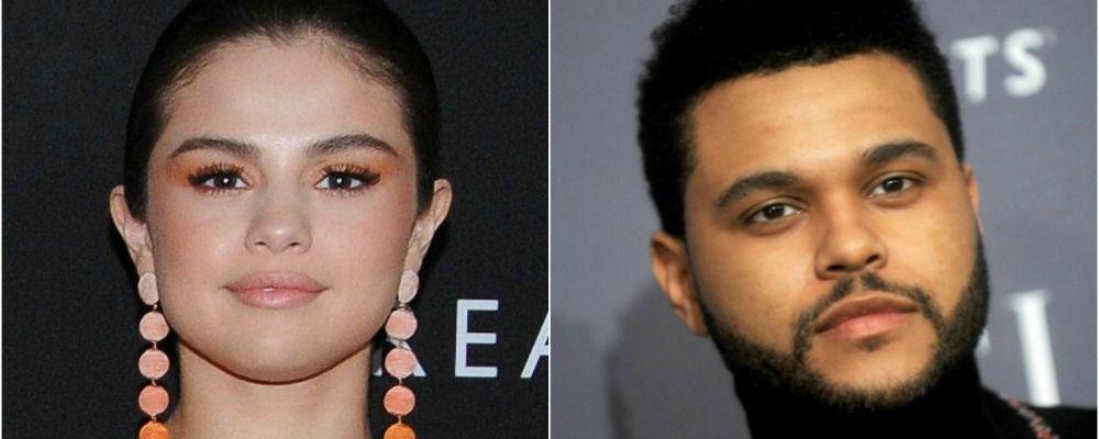 Selena Gomez e The Weeknd, arriva il primo bacio social