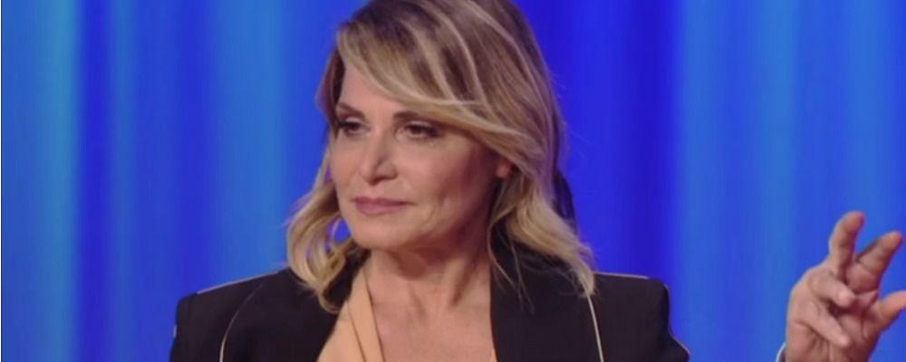 Maurizio Costanzo Show, Simona Ventura su Mara Venier: 'Più che SuperSimo sono SuorSimo'